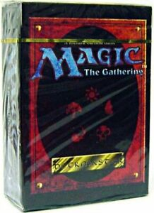 4th Edition Starter Tournament Deck Pack (ENGLISH) SEALED NEW MAGIC MTG ABUGames