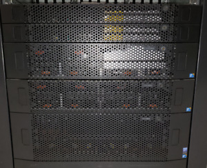 EMC VNX5800 Unified System w/ 4x vault drives No OS or licensing- see part list