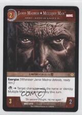 2008 VS System Marvel Evolution #MEV-015 Jamie Madrox Multiple Man - Card 3v2