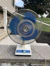 Vintage Galaxy Fan 15 Inch Osculating 15-1