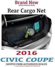 Genuine OEM Honda Civic 2dr Coupe Cargo Net 2016 Trunk (08L96-TBG-100)