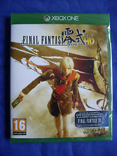 Final Fantasy Type-0 HD  - Nuevo - Xbox One - Español