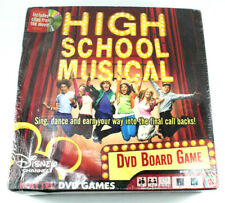 Disney High School Musical DVD Board Game Music Movie Mattel Zac Efron Hudgens