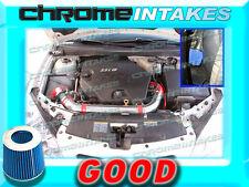 RED BLUE 06 07 08 09 CHEVY MALIBU/PONTAIC G6 3.9 3.9L V6 COLD AIR INTAKE KIT