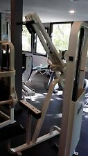 7pc Fitness Equipment Body Masters and Cybex