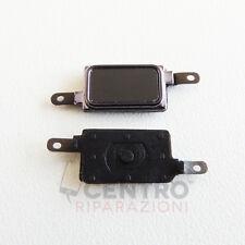 TASTO HOME CENTRALE NERO PER SAMSUNG I9100 GALAXY S2 PULSANTE BLACK S 2