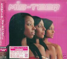 Mis-Teeq - Eye Candy - Japan Only CD+2BONUS+DVD - NEW