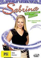 Sabrina The Teenage Witch : Season 7 (DVD, 2010, 3-Disc Set)