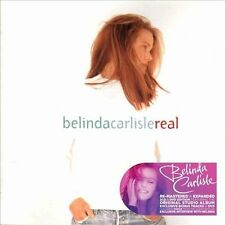 Real [Expanded CD/DVD Edition] [Digipak] by Belinda Carlisle (CD, Aug-2013, 3 Di