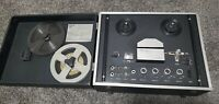 Vintage Craig Portable Reel to Reel Tape Recorder Model 910 with Carrying Case