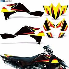 Graphic Kit Suzuki LTR450 ATV Quad Decals Sticker Wrap LTR 450 Parts 2006-2009 R