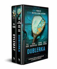 Pakiet: Dublerka / Dylemat - Paris B.A. - POLSKA KSIĄŻKA
