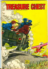 Treasure Chest of Fun and Fact, Vol. 26 #3 (#486) - Pflaum 25¢ - March 1971