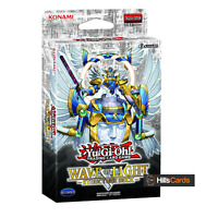 YuGiOh Wave Of Light Structure Deck New & Sealed English 1st Edition TCG Cards