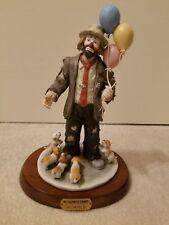 Flambro Emmett Kelly Jr Figurine My Favorite Things