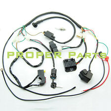 250cc Dirt bike ELECTRICS Harness Zongshen,Coil Cdi Harness solenoid rectifier
