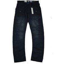 ETO 9901 Curved Leg Fit Jeans Men's Size Waist 32 Leg 32