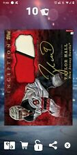 Topps Skate 2017/18 Taylor Hall Inception Black Sig Relic 35cc -Digital