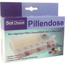 7 Tage Pillendose – Tablettenbox Pillenbox Tablettendose Tabletten Pillen