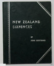 NEW-ZEALAND-PRE-DECIMAL-1933-1965-SIXPENCE-COIN-SET-RARE     NEW-ZEALAND-P