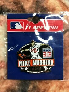 Mike Mussina Official Pin- 2019 Baseball Hall of Fame Induction- Cooperstown