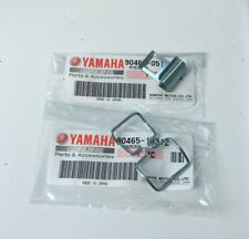 New OEM yamaha banshee 350 carb air box cover clamp clips 1987-2006