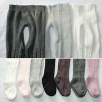 KQ_ Infant Baby Kids Girl Cotton Tights Socks Stockings Pants Hosiery Pantyhose