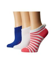Betsey Johnson 3-Pack Super Soft Low Cut Socks 8414 Size