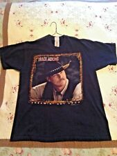 Viintage Trace Atkins Country Singer T-Shirt - Excellent Condition Size XL