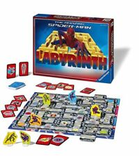 Ravensburger THE AMAZING SPIDER MAN Labyrinthe SET DE TABLE JEU DE GLISSE
