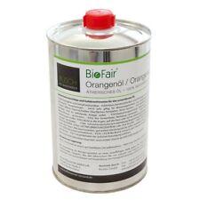 BioFair® Orangenöl / Orangenschalenöl 100% naturrein kaltgepresst - 1 Liter