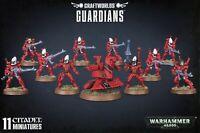 Warhammer 40K Eldar Craftworlds Guardians Aeldari Craftworld