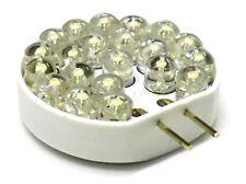 Una Lampada LED G4 21 LED 12V 1W Bianco Freddo 6000K Per Lampadario Casa