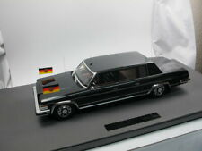 Top Marques TOP100X 1985 ZIL 115 Honecker Limousine DDR Resin 1/18 Limited