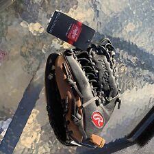 "Rawlings Baseball GLove 12.25"" Modified Trap-Eze Web Baseball Glove Lefty glove"
