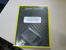 John Deere 1890 No Till Air Drill 1895 Separate Fert Operator Manual Oma93970 H2