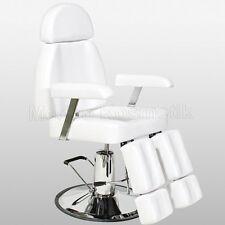 Fußpflegestuhl Kosmetikstuhl Fußpflegeliege Pedikürstuhl hydraulisch