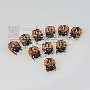 SOTTOCOSTO 10pz Induttanza  2x4mH 1,5A - bobina arresto modo comune - ART. SP36