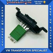 VW T5 Transporter Heater Blower Resistor Quality Part Brand New 7E0959263C