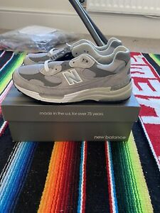NEW BALANCE 992 GR UK 8.5 US 9 Free Next Day Delivery