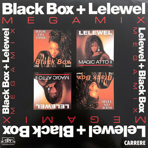 """Black Box And Lelewel 7"""" Ride On Time Mix With Magic Atto 2 - France (EX/EX+)"""