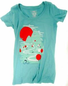 CLOTHING T-SHIRT CWG LETOUR TAHITI LAD LG SCOOP BU