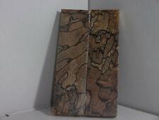 1 Paar Griffschalen, Hybridholz, Messergriff, Edelholz .266