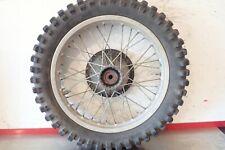 """Maico rear wheel hub Akront rim 18"""""""