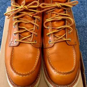 Red Wing 9875 Us7.0 Size Men 7.5US