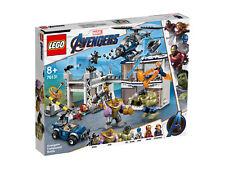 Lego Marvel Super Heroes Avengers-cuartel general (76131) neu&ovp