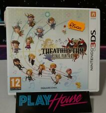 Theatrhythm Final Fantasy 2DS Nintendo 3DS Usato Completo Square Enix