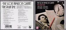 The Scott Hamilton Quintet - The Right Time Jazz CD 1990 jz4.52