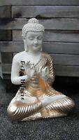 Buddha Budda Groß Statue Feng Shui Garten Figur Wetterfest Tempelwächter CG 1
