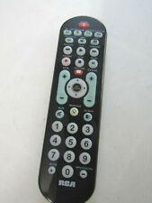 Rca Rcrbb04Gr Big Button Combo Remote Control Tv, Dvd, Vcr